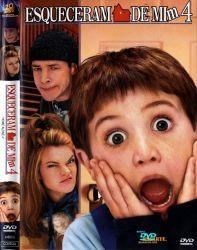 DVD ESQUECERAM DE MIM 4