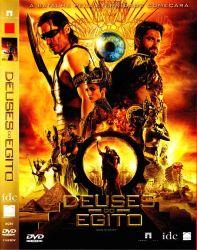 DVD DEUSES DO EGITO - GERARD BUTLER