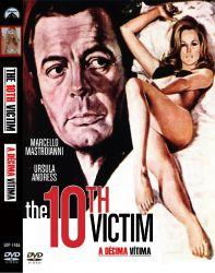 DVD A DECIMA VITIMA - 1965