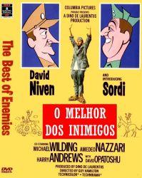 DVD O MELHOR DOS INIMIGOS - 1961