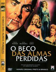 DVD O BECO DAS ALMAS PERDIDAS - 1947