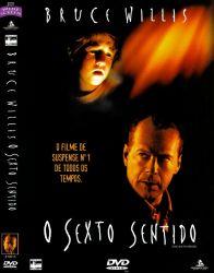 DVD O SEXTO SENTIDO - BRUCE WILLIS
