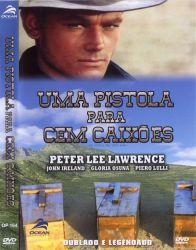 DVD UMA PISTOLA PARA CEM CAIXOES - PETER LEE LAWRENCE