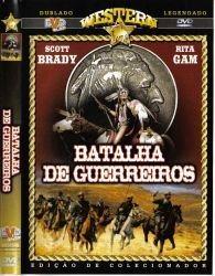 DVD BATALHA DE GUERREIROS - SCOTT BRADY