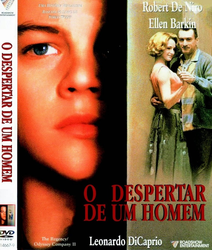 SPACETREK66 - DVD O DESPERTAR DE UM HOMEM - ROBERT DE NIRO