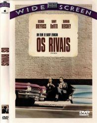 DVD OS RIVAIS - RICHARD DREYFUSS