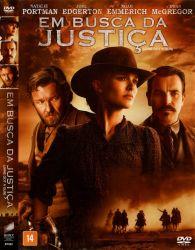 DVD EM BUSCA DA JUSTIÇA - NATALIE PORTMAN