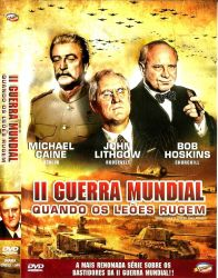 DVD QUANDO OS LEOES RUGEM - DUPLO - MICHAEL CAINE