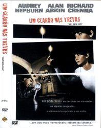 DVD UM CLARAO NAS TREVAS - AUDREY HEPBURN