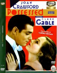 DVD POSSUIDA - CLARK GABLE