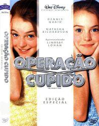 DVD OPERAÇAO CUPIDO - DENNIS QUAID