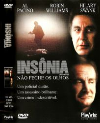 DVD INSONIA - AL PACINO
