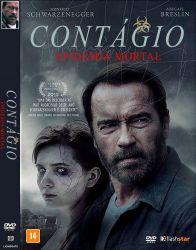 DVD CONTAGIO - EPIDEMIA MORTAL - ARNOLD SCHWARZENEGGER