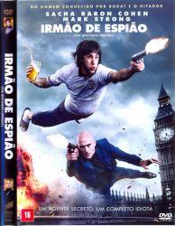 DVD IRMAO DE ESPIAO - MARK STRONG