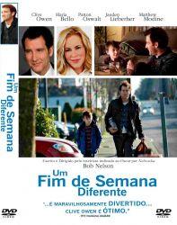 DVD UM FIM DE SEMANA DIFERENTE - CLIVE OWEN
