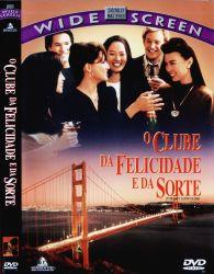DVD O CLUBE DA FELICIDADE E DA SORTE
