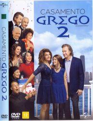 DVD CASAMENTO GREGO 2