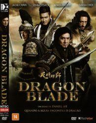 DVD DRAGON BLADE - JACKIE CHAN