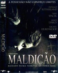 DVD MALDIÇAO - 2005