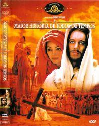 DVD A MAIOR HISTORIA DE TODOS OS TEMPOS