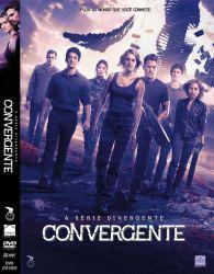 DVD A SERIE DIVERGENTE CONVERGENTE