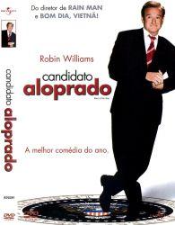 DVD CANDIDATO ALOPRADO - ROBIN WILLIAMS