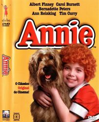 DVD ANNIE - 1982