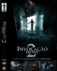 DVD INVOCAÇAO DO MAL 2