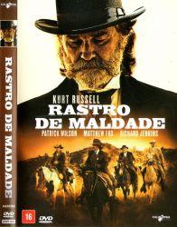 DVD RASTRO DE MALDADE - KURT RUSSELL