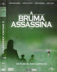 DVD A BRUMA ASSASSINA