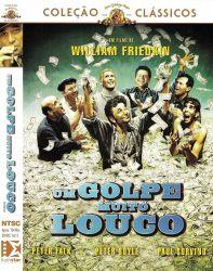 DVD UM GOLPE MUITO LOUCO 1979