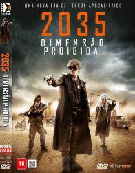 DVD 2035 - DIMENSAO PROIBIDA
