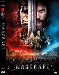 DVD WARCRAFT - O PRIMEIRO ENCONTRO DE DOIS MUNDOS