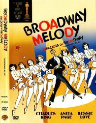 DVD MELODIA DA BROADWAY - 1929