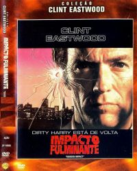 DVD IMPACTO FULMINANTE - CLINT EASTWOOD