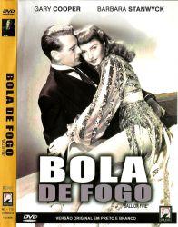 DVD BOLA DE FOGO - GARY COOPER