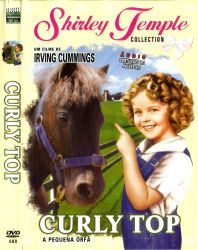 DVD A PEQUENA ORFA - SHIRLEY TEMPLE