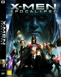 DVD X MEN - APOCALIPSE