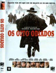 DVD OS OITO ODIADOS - SAMUEL L. JACKSON