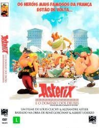 DVD ASTERIX E O DOMINIO DOS DEUSES