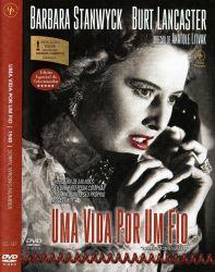DVD UMA VIDA POR UM FIO - BURT LANCASTER