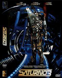 DVD SATURNO 3 - KIRK DOUGLAS