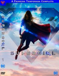 DVD SUPERGIRL - 1 TEMPORADA - 5 DVD