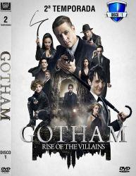 DVD GOTHAM - 2 TEMPORADA - 6 DVD