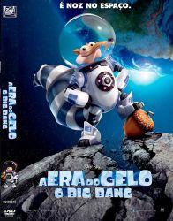 DVD A ERA DO GELO - O BIG BANG