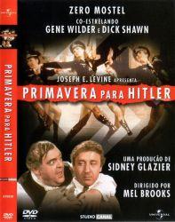 DVD PRIMAVERA PARA HITLER - GENE WILDER