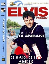 DVD O BARCO DO AMOR - ELVIS PRESLEY