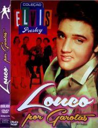 DVD LOUCOS POR GAROTAS - ELVIS PRESLEY