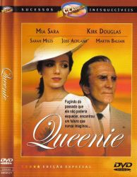 DVD QUEENIE - KIRK DOUGLAS