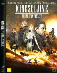 DVD KINGSGLAIVE – FINAL FANTASY XV